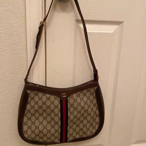 Gucci Vintage Hobo